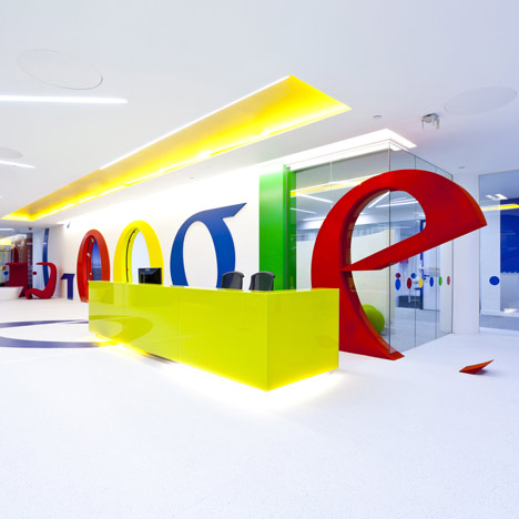 new google office in London